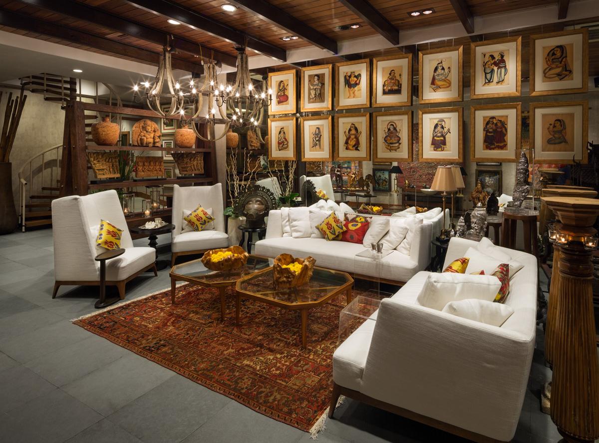 new home decor store by kavita singh design pataki