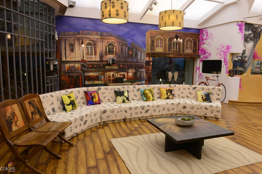 An Overdue Review Of The Bigg Boss House The Digital Design Authority On Indian And International Interiors Architecture And Art