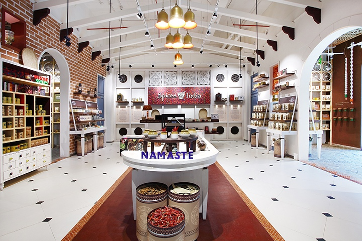 Spices-India-by-Four-Dimensions-Retail-Design-Kochi-India-02
