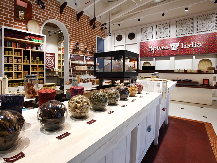 Spices-India-by-Four-Dimensions-Retail-Design-Kochi-India-06