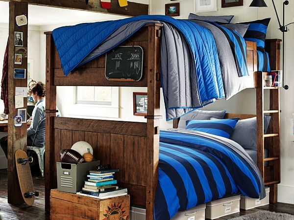 wooden-bedroom-for-teenage-boys