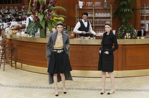 Fall-Winter 2015:16 Ready-to-Wear CHANEL show
