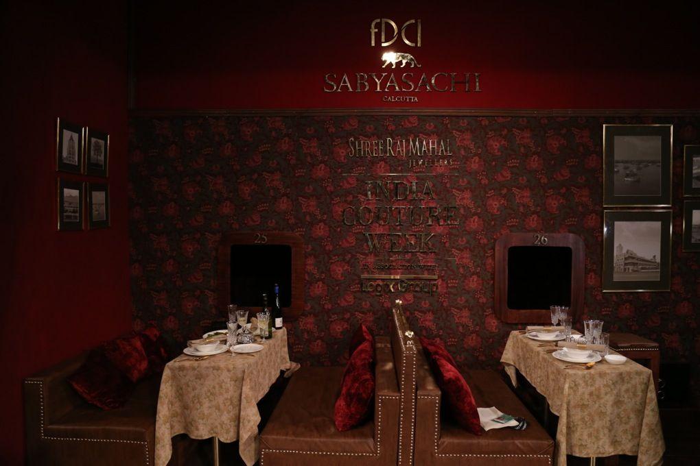 Sabyasachi at #ICW2014 - Shree Raj Mahal Jewellers India Couture Week 2014