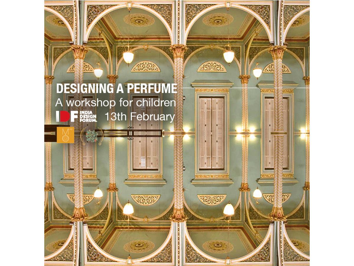 Design a perfume children