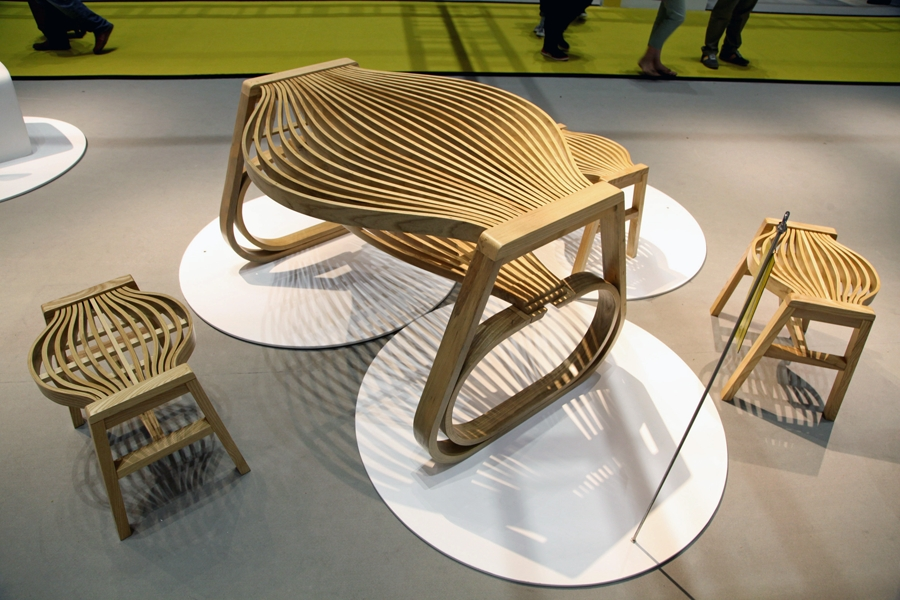 China International Furniture Fair, Shanghai