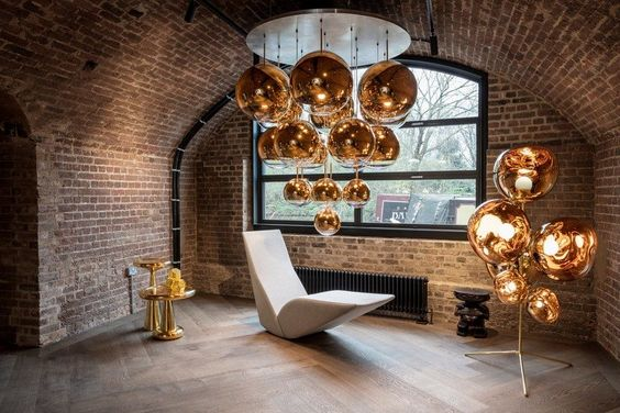 Design Pataki Magazine : An Insight Into Tom Dixon's New Coal Office Headquarters