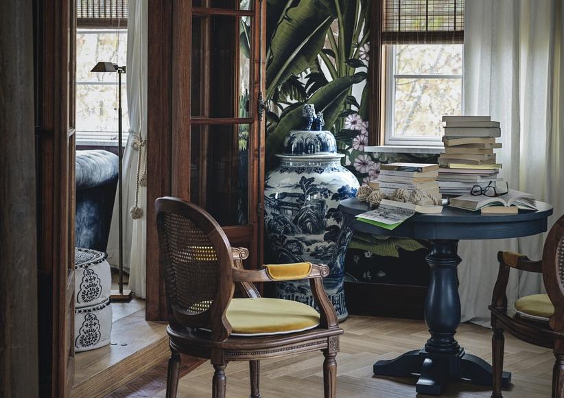 Design Pataki Magazine : Art Deco meets Indian Design in this Shanghai Apartment by Baptiste Bohu