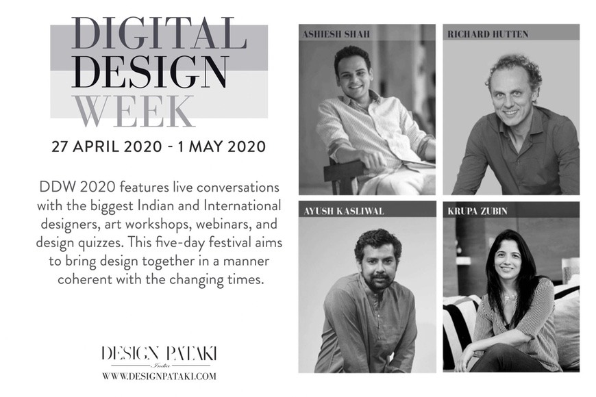 Design Pataki Magazine : Digital Design Week, 2020