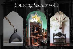Sourcing Secrets With Interior Stylist Samir Wadekar